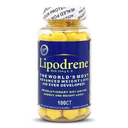 Lipodrene Hi-Tech - 100 caps