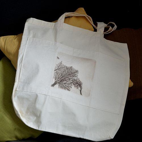 Ecobags Gravuradas (grande) | Stephanie Diniz