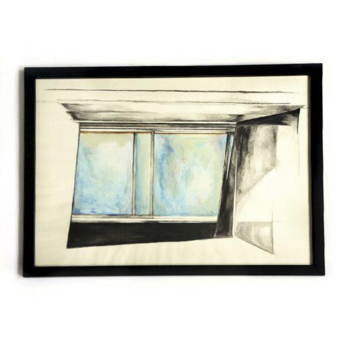 Pintura de Observação - Estudo
