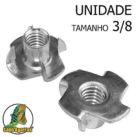 UNIDADE PORCA AGARRA 3/8