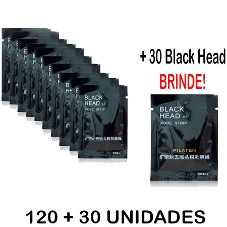 150 Mascara Preta Black Head Atacado