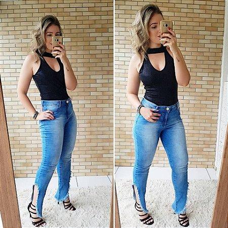 Body Lurex Brilho