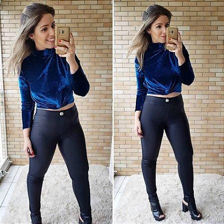 1acd0297f4c53 Calça Legging Disco Cirré - Korly - Mundo da Moda Feminina