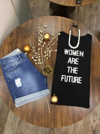 T-shirt Women Are The Future