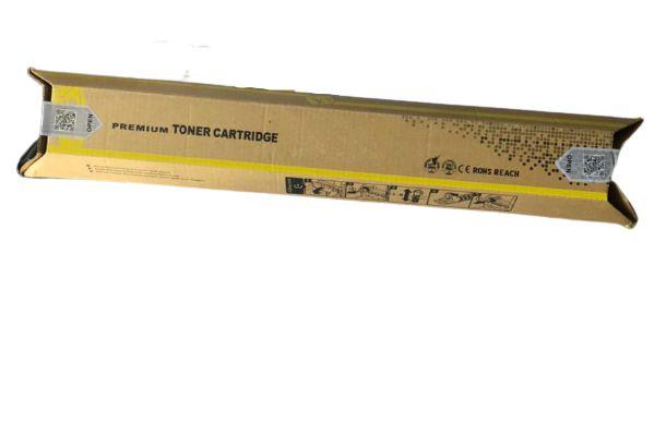 Cartucho de Toner p/ Ricoh MPC 2551 Amarelo c/ chip 9.5K  (Zeus)