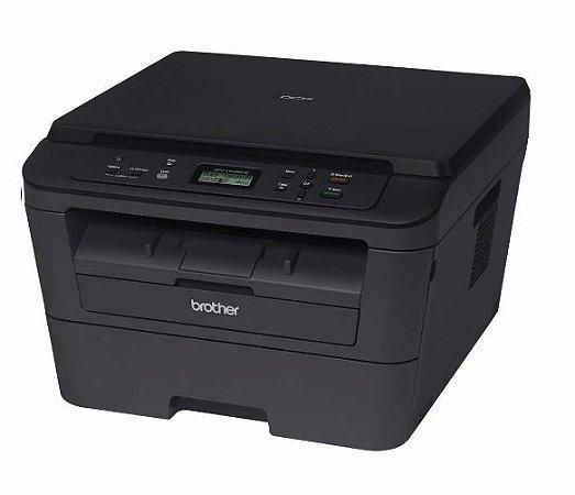 Impressora Multifuncional Brother DCP-L2520DW 2520 Laser Mono (Semi-nova)