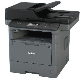 Impressora Brother DCP-L5602DN DCP-L5602 Multifuncional Laser Monocromática com Duplex e Rede