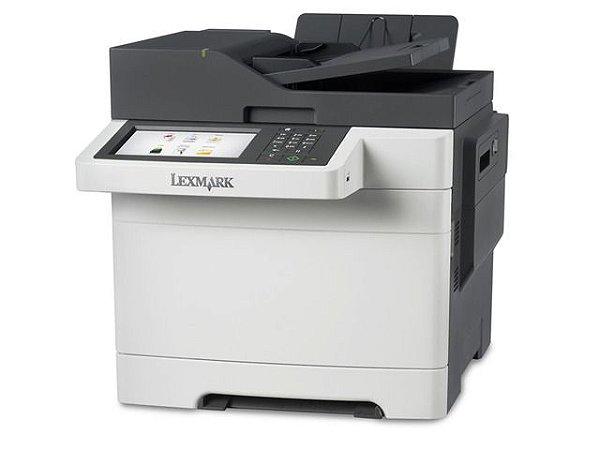 Multifuncional Lexmark Laser Colorida CX510de (semi-nova)