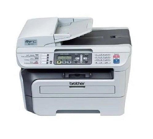 Impressora Brother Mfc-7440n Laserjet Multifuncional Mono