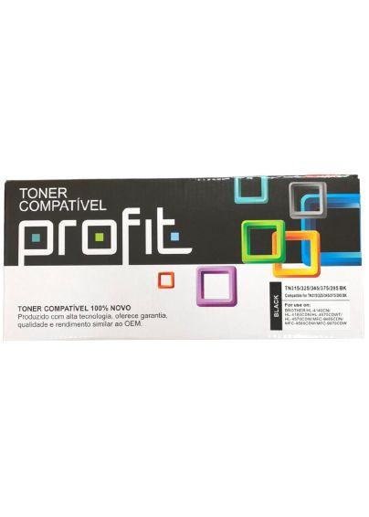 Cartucho de Toner Compatível Brother TN 310 / TN 315 / TN 320 Preto  HL 4150 HL 4570  6K (Profit)