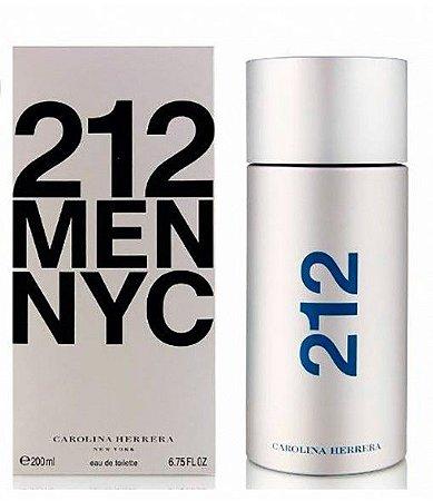 Perfume 212 Men NYC - Masculino EDT - 200ml