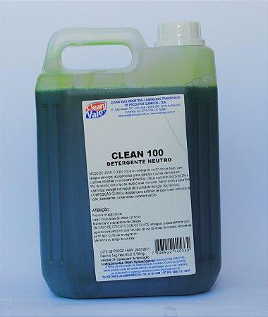 Detergente Neutro Clean 100 (5L)
