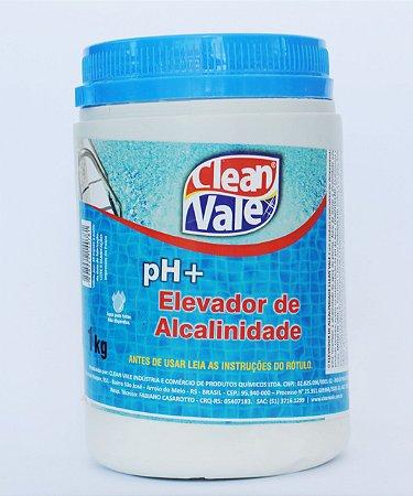 Elevador de Alcalinidade pH+ (1Kg)