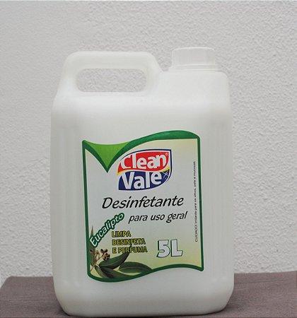 Desinfetante Eucalipto - Clean Vale (5L)