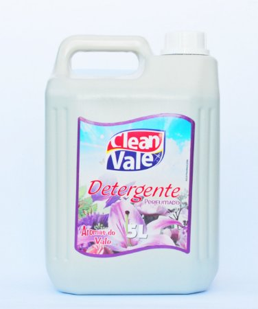 Detergente Limpador Perfumado Aromas do Vale (5L)