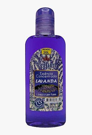 Essência Concentrada Limpa e Perfuma Perfum 140ml Lavanda