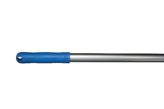 Cabo de Alumínio Anodizado Kunber 150cm x 22mm c/ Rosca Punho Azul