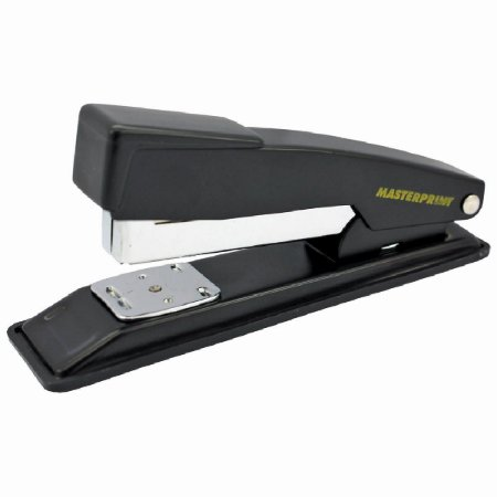 Grampeador MP301 Metal p/ até 20 folhas - Médio (13,5cm) Masterprint