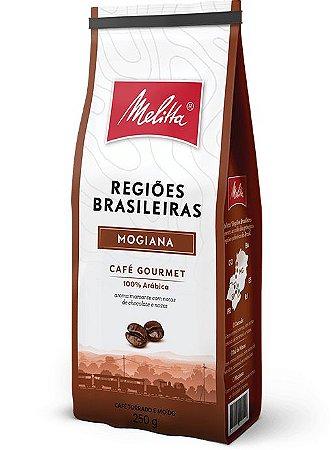 Café Melittta Regiões Brasileiras Mogiana 250g