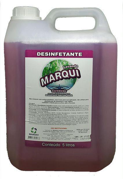 Desinfetante Uso Geral Marqui 5L Primavera