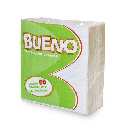 Guardanapo Bueno 29,5x29,5cm c/ 50un