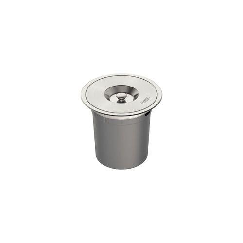 Lixeira Inox De Embutir Clean 5L Tramontina 94518005