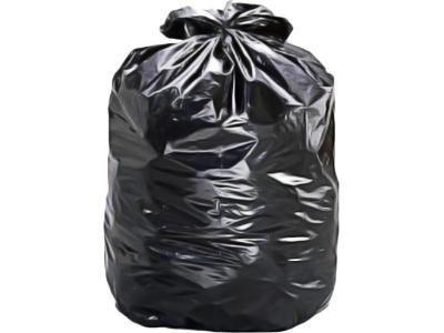 Saco de Lixo Preto 20L c/100un