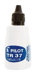 TINTA REFIL PINCEL MARCADOR ATOMICO 37ML PRETO PILOT