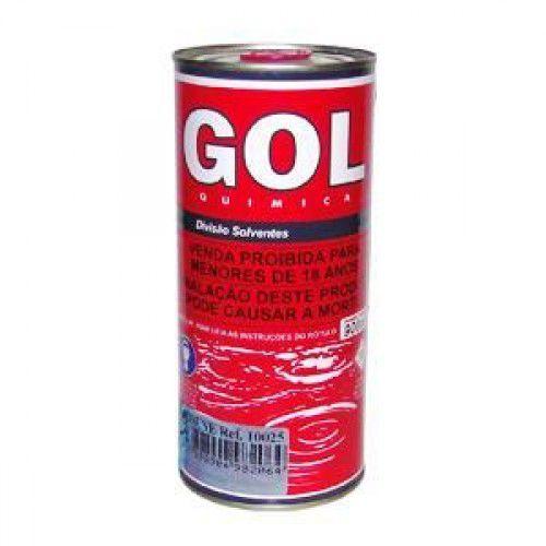 Solvente Aguarraz Gol 900ml