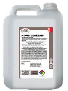 Sanitizante Desinfetante Hortifruti Hipus Vegetais 5L