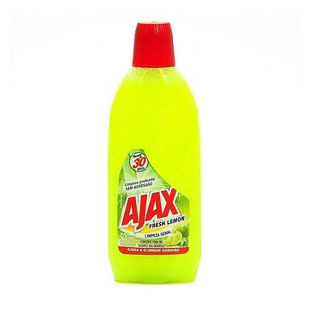 Limpeza Pesada Ajax 500ml