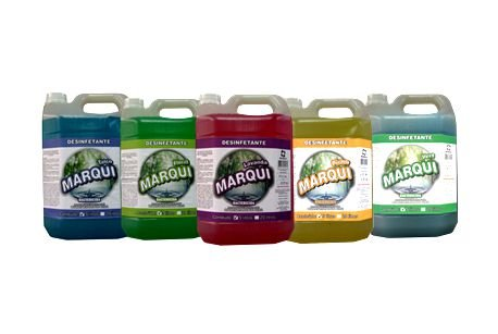 Desinfetante Uso Geral Marqui 5L