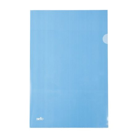 Pasta L Delloplast 0,15M Azul