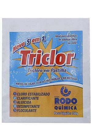 Pastilha Triclor 5 em 1 200g