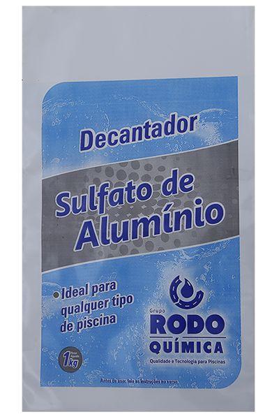 Sulfato de Alumínio Decantador 1Kg
