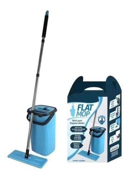 Conjunto Flat Mop Nobre c/ Refil Ref.:LJI-001