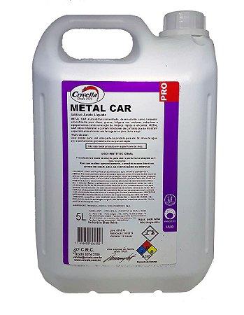 Desengraxante Automotivo Metal Car 5L
