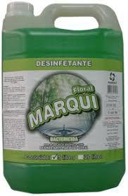Desinfetante Uso Geral Marqui 5L Pinho