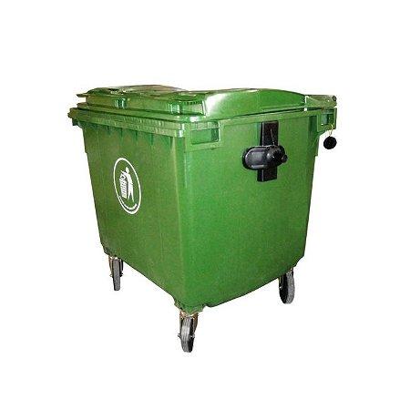 Lixeira Container para Lixo 660L