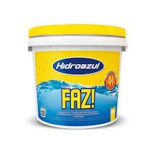 Cloro p/ Piscinas Hidroazul Faz 4 em 1 10kg