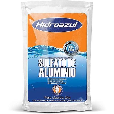Sulfato de Alumínio Hidroazul 2kg