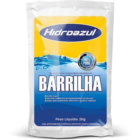 Barrilha Leve Hidroazul 2kg