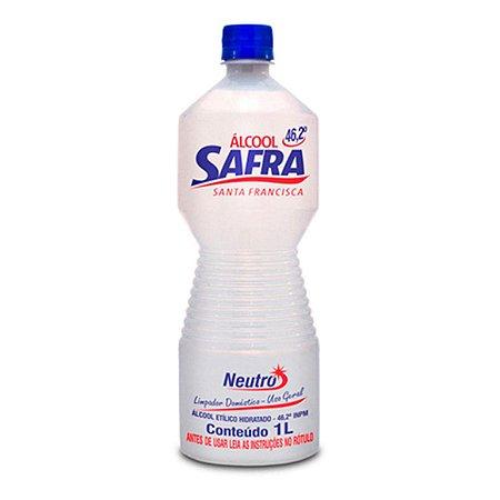 Álcool Líquido Safra 46,2° 1L