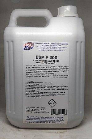 Detergente  ESP F 200 Clean Vale 5L