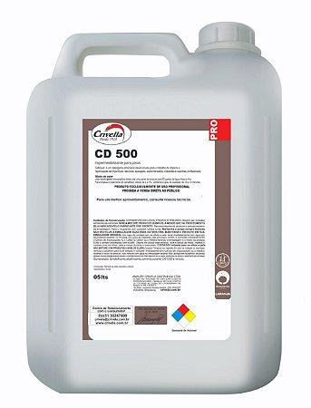 Cera Impermeabilizante Acrílico CD 500 5L