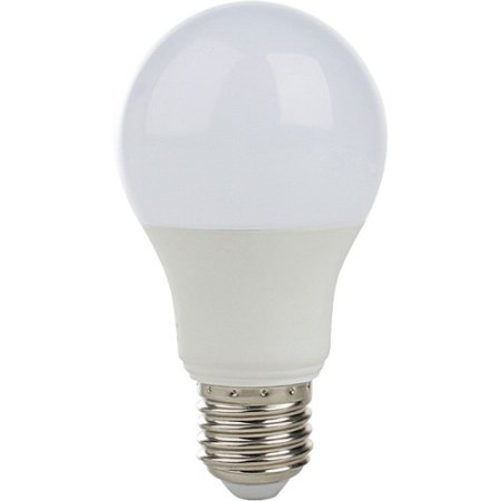 Lâmpada Led 9w (60w) Bivolt - Luz Quente