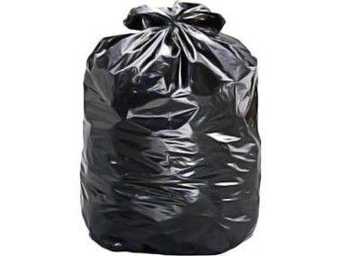 Saco de Lixo Preto 100L c/100