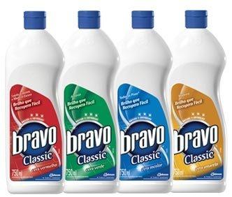 Cera Líquida Bravo Classic 750ml