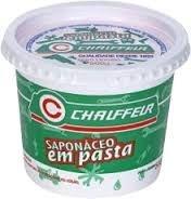 Saponáceo em Pasta Rosa Chauffeur 500g