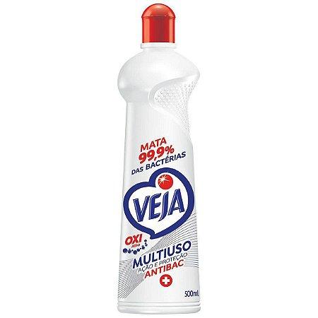 Veja Multiuso Ação e Proteção Antibac Oxi Ativo 500ml